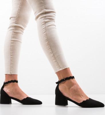 Обувки Mildred Черни