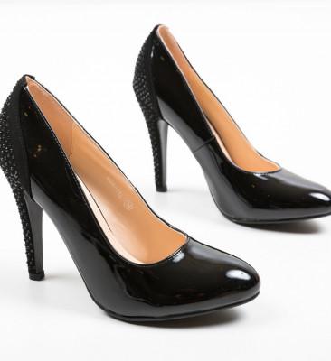 Обувки Moropo Черни