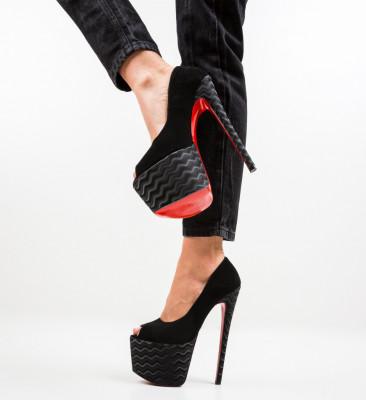 Обувки Quker 9 Черни