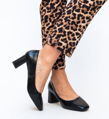 Обувки Raes Черни