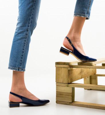 Обувки Rhona Сини