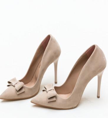 Обувки Sedul Бежови