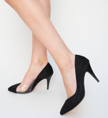 Обувки Silox Черни