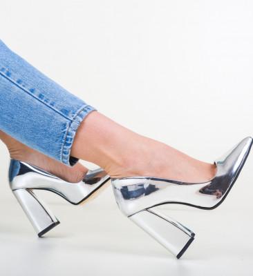 Обувки Soreen Сребърни