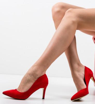 Обувки Specgaro Червени