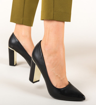 Обувки Tiramis Черни