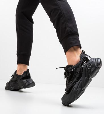 Спортни обувки Disney Черни