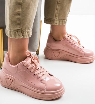 Спортни обувки Grah Розов