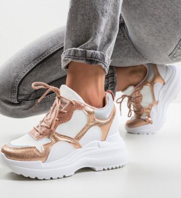 Спортни обувки Kaur Розов