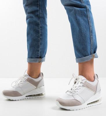 Спортни обувки Lilith Сив