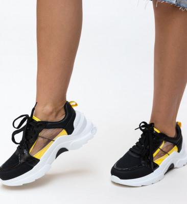 Спортни Обувки Nigen Черни