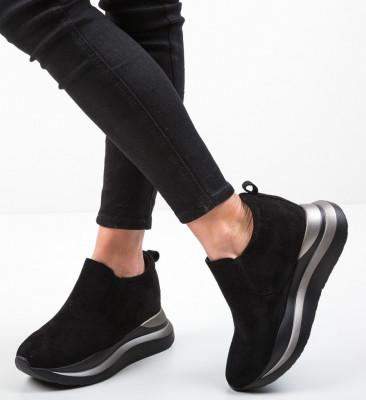 Спортни обувки Oisin Черни