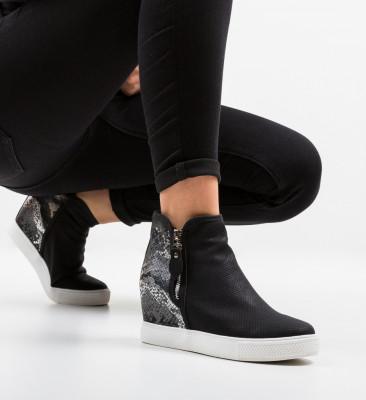 Спортни обувки Pham Черни
