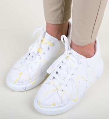 Спортни обувки Pixel Бели