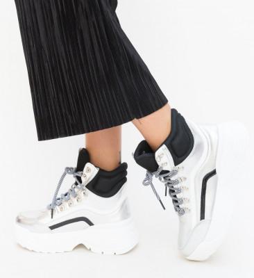 Спортни Обувки Spedin Сребърни