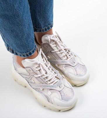 Спортни обувки Strauso Бежов