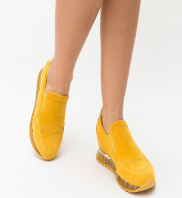 Спортни Обувки Viviana Жълти