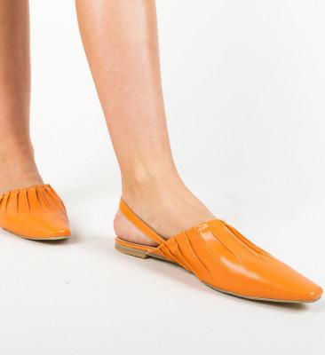 Балерини Miror Оранжеви