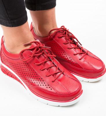 Ежедневни обувки Arv Червени