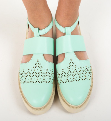 Ежедневни обувки Aston Многоцветни
