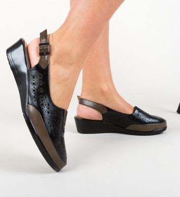 Ежедневни обувки Bilona Черни