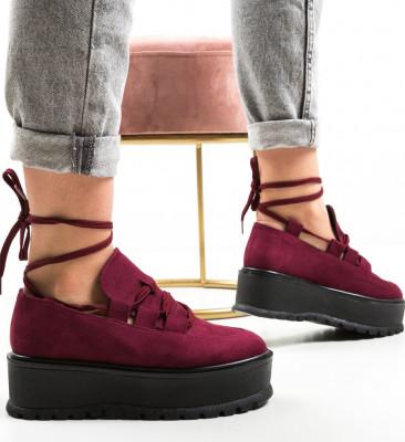 Ежедневни обувки Dreaam Гранатов