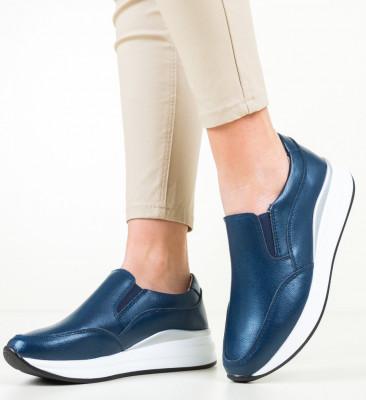 Ежедневни обувки Gemma Тъмносин