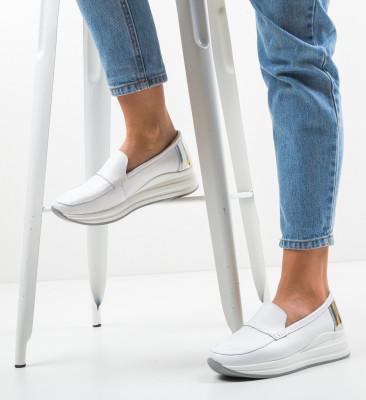 Ежедневни обувки Gilles Бели