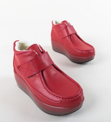 Ежедневни обувки Jistry Червени