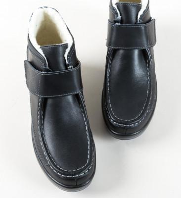 Ежедневни обувки Jistry Черни