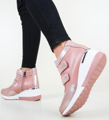 Ежедневни обувки Norris Розов