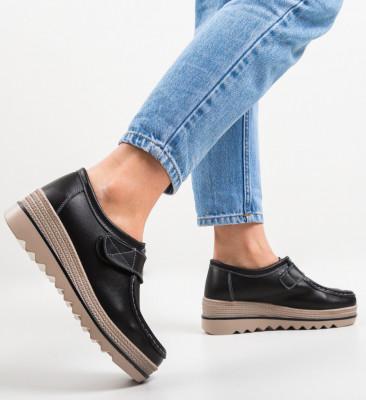 Ежедневни обувки Straif Черни