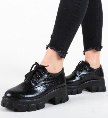 Ежедневни обувки Taylor Черни