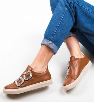 Ежедневни обувки Undy Кафяв