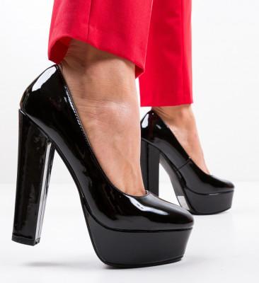 Обувки Alexis Черни