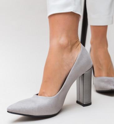 Обувки Andry Сиви