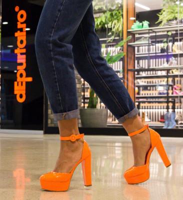 Обувки Atkins Оранжеви