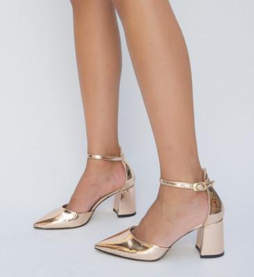 Обувки Avust Златни 2