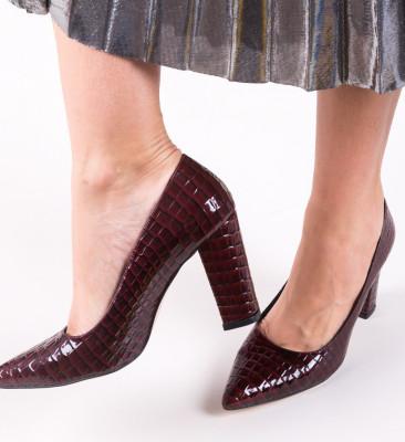 Обувки Cocodil Гранатов