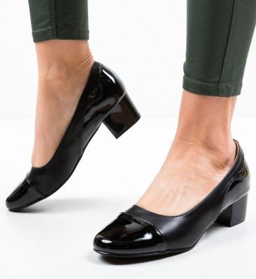Обувки Dehoko 2 Черни