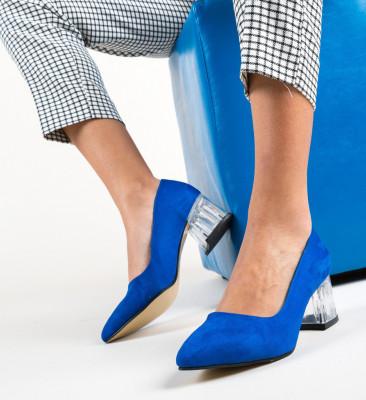 Обувки Dove Сини