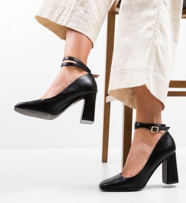 Обувки Emme Черни