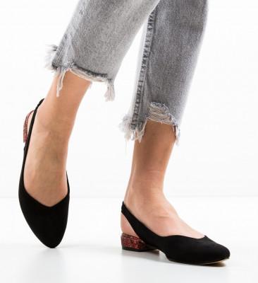 Обувки Esmai Черни