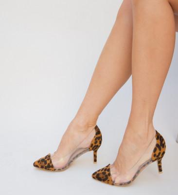 Обувки Fento Камел