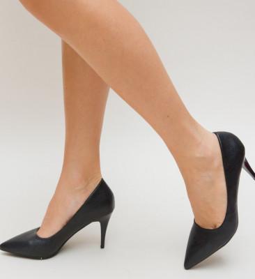 Обувки Fermi Черни