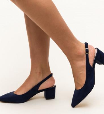Обувки Khalil Сини