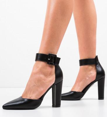 Обувки Nathan Черни