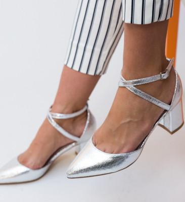 Обувки Rello Сребърни