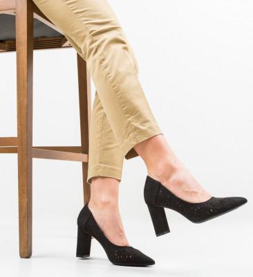 Обувки Roc Черни