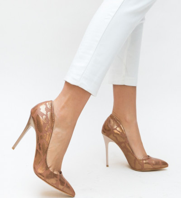 Обувки Sovie Розови